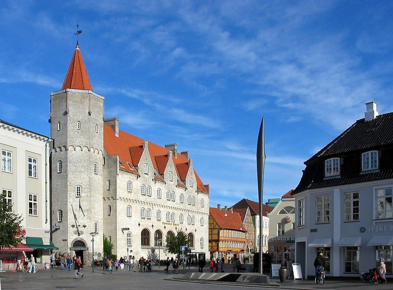Aalborg, Denmark's fourth largest city