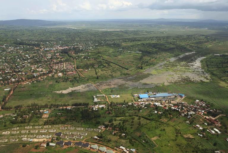 Rwanda - 2012