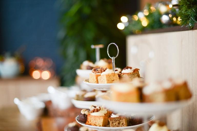 Afternoon tea sweet treats | © Pixabay