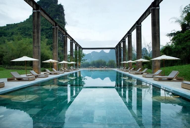 Alila Yangshuo - Pool - Day Time 01