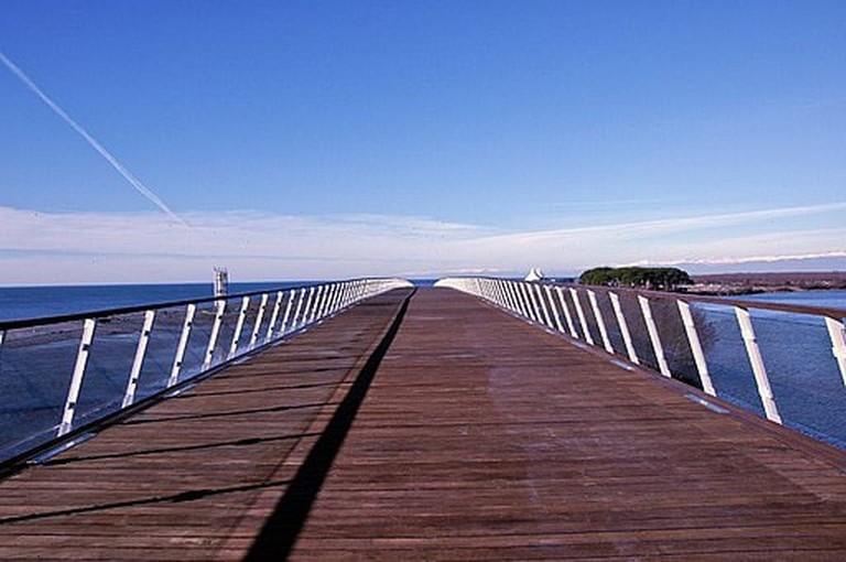 Anaklia ganmukhuri bridge