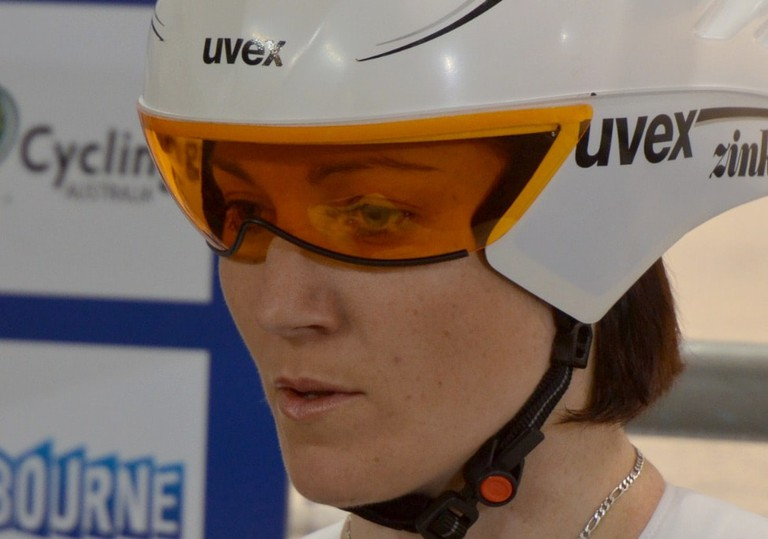 Anna Meares | © Barry Langley:Wikimedia Commons