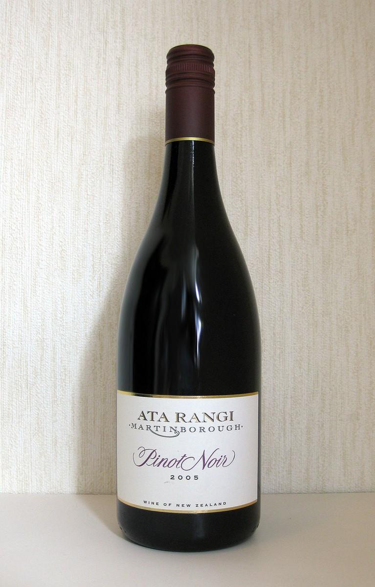 Ata Rangi 2005 Pinot Noir | ©NEON ja / Flickr