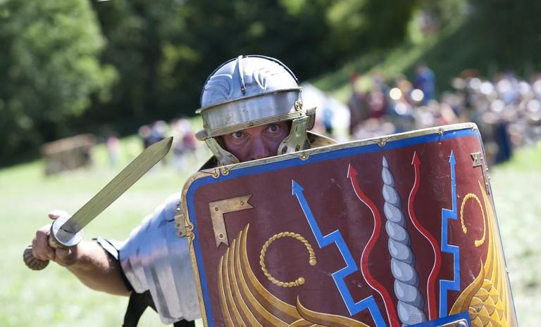 Get in the Roman spirit at Roemerfest