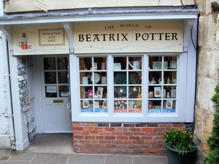 Beatrix Potter Attraction