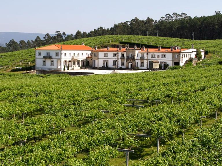 Bodega Granbazan, Rías Baixas