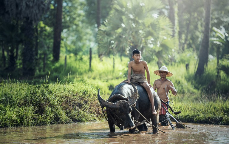 Those on welfare are being encouraged to travel in Thailand
