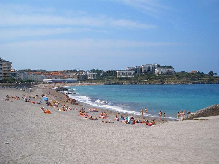 Castro_Urdiales_-_Playa_de_Ostende