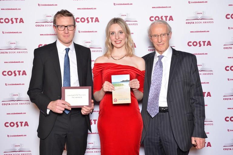 2017 Costa Book Awards