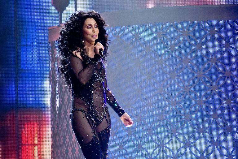 Cher | © David Carroll_Wikimedia Commons