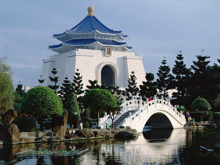 Chiang Kai-shek Memorial Hall | © bdavis545 Wikimedia
