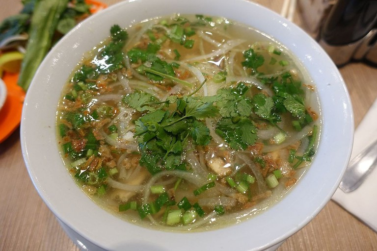 Hearty bowl of Pho