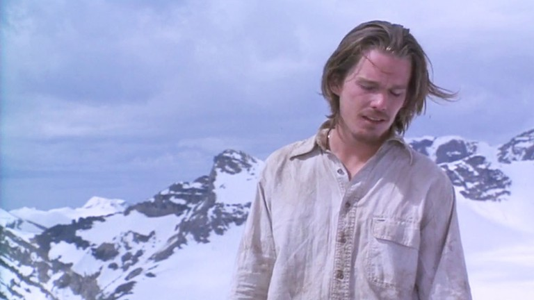 Ethan Hawke in Alive