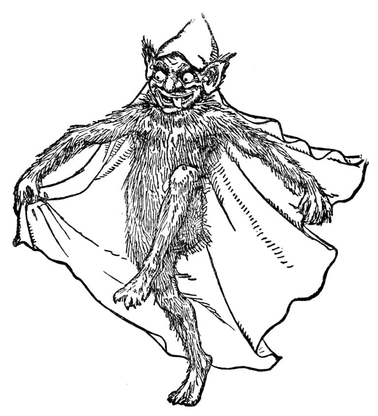 Mischievous Creature