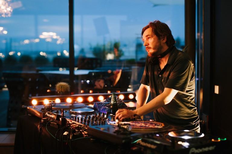 DJ Strangefruit | © Thomas Ekström, Courtesy of nyMusikk