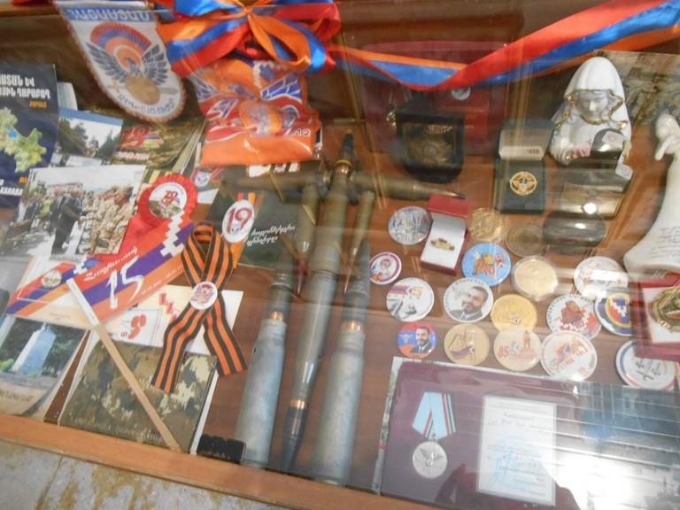 War Museum, Stepanakert