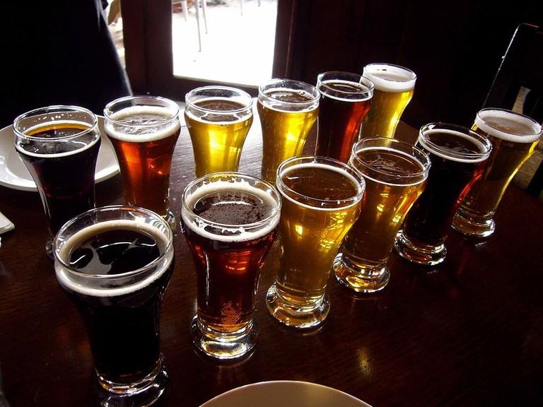 Sampling Beer