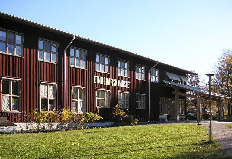 The charming Museum of Ethnography
