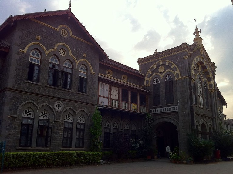 Fergusson College Main Building, Deccan, Pune