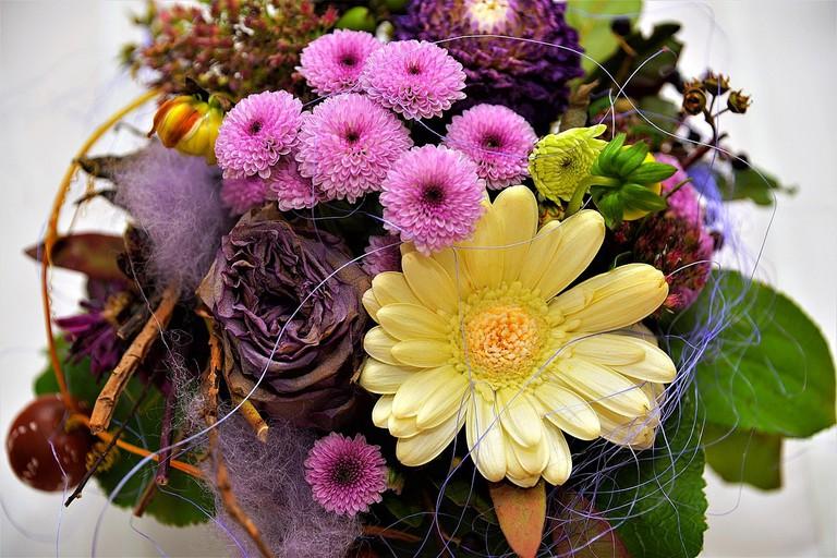 Flowers = death
