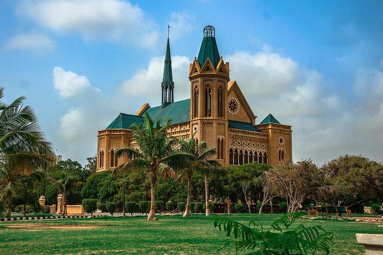 Frere Hall, Karachi