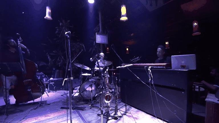 FTB (Robert Glasper) Shisha Jazz Café, Pune