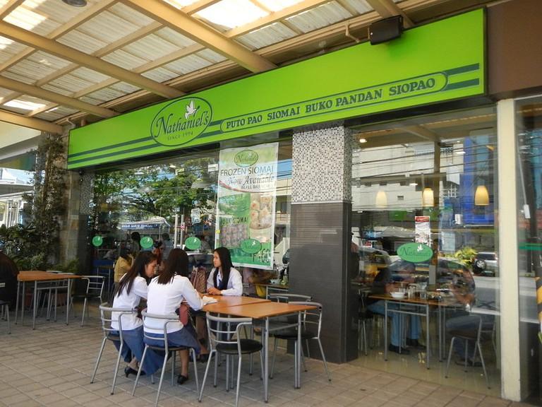 Nathaniel's branch in Tarlac City