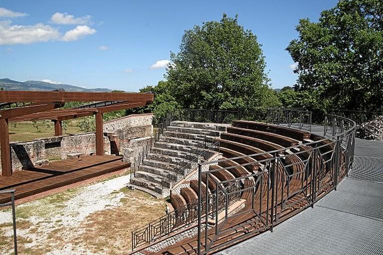 The Theatre of Grumentum