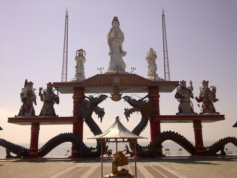 Sanggar Agung Temple, Surabaya