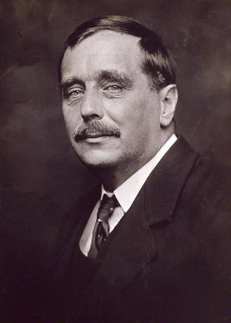 Herbert Wells by Beresford
