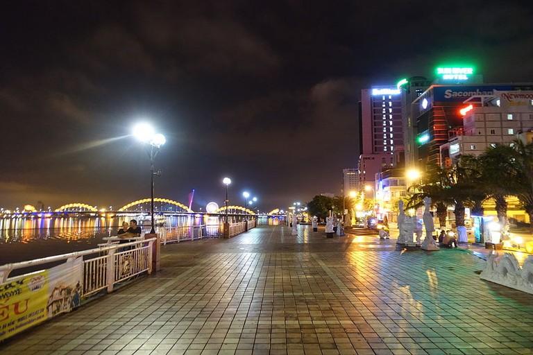 Han River Promenade | © Daderot/WikiCommons