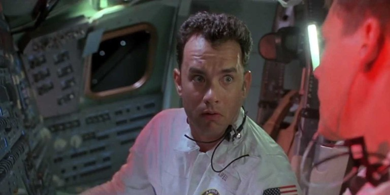 Tom Hanks in Apollo 13