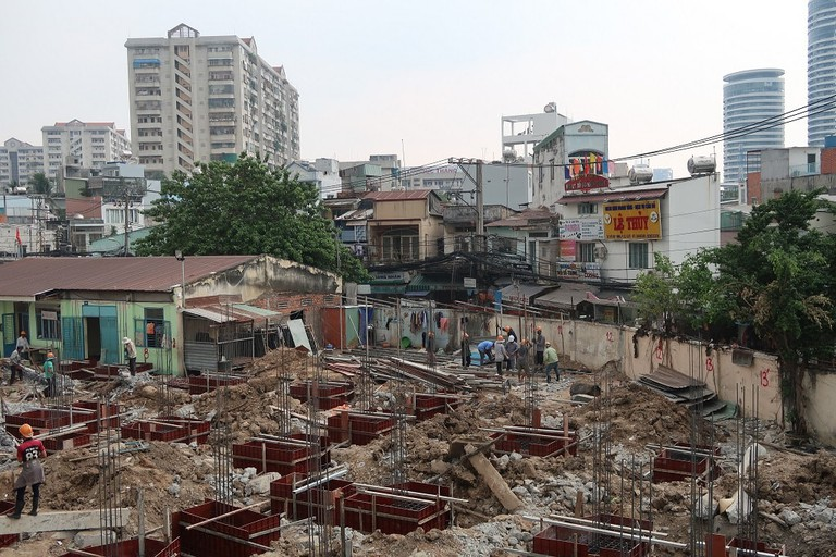 Development is everywhere in HCMC | Sam Roth