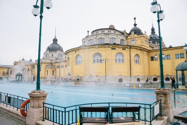 HUNGARY-BUDAPEST-SZECHENYIBATHS-31