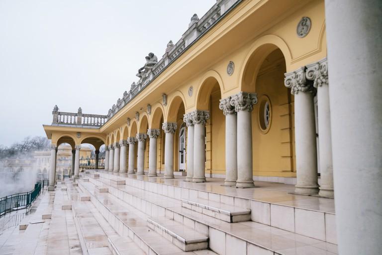 HUNGARY-BUDAPEST-SZECHENYIBATHS-7