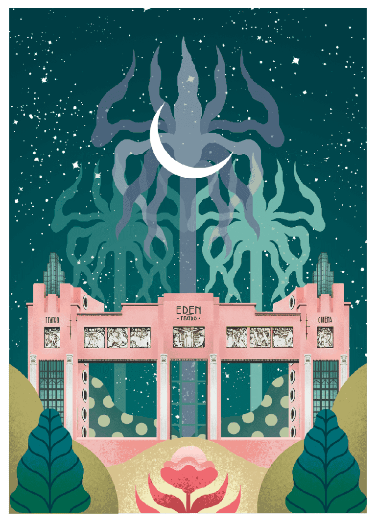Illustration for Mango Store