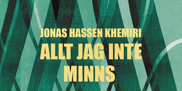 This is the Swedish title and cover of the book