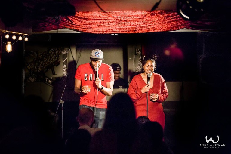 Image courtesy of King Hippo Comedy Show and After Party