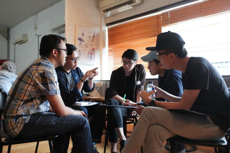 Indoestri Branding Workshop