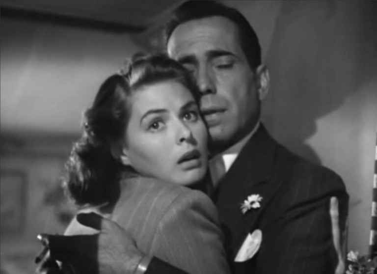 """The Marseillais"" was a key part of the movie Casablanca which was a key part of America's PR campaign to win the war"