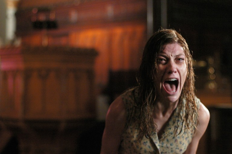 Jennifer Carpenter in The Exorcism of Emily Rose