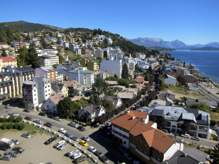 The city of Bariloche
