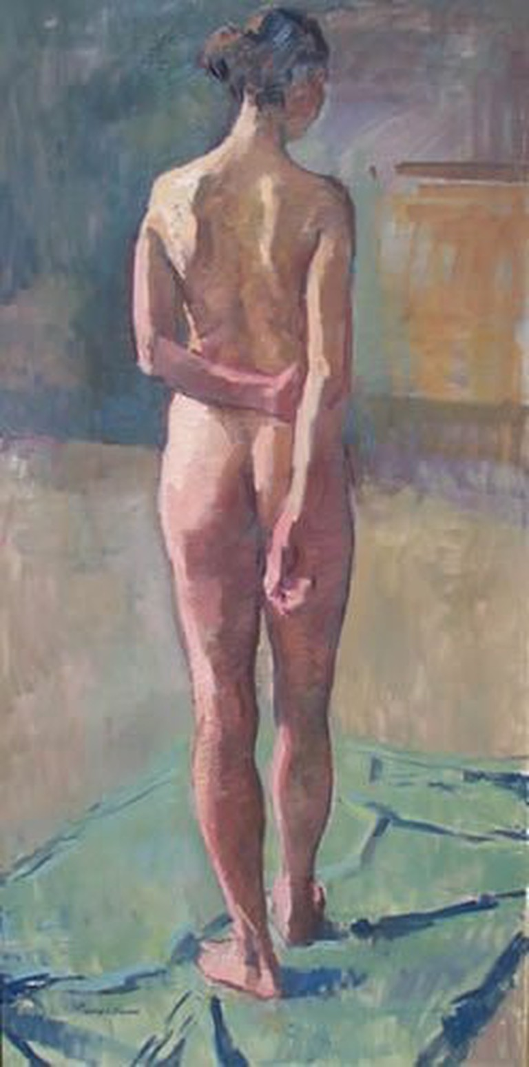 Jerry_Weiss,_Standing_Nude