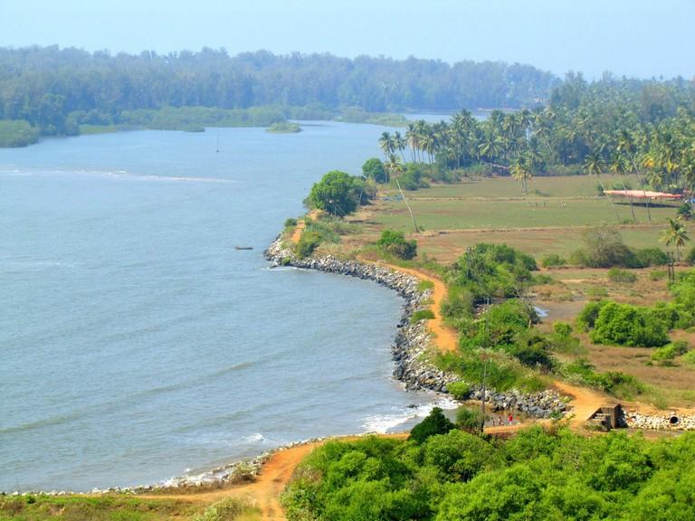 Kali_River_Karwar_Karnataka_India