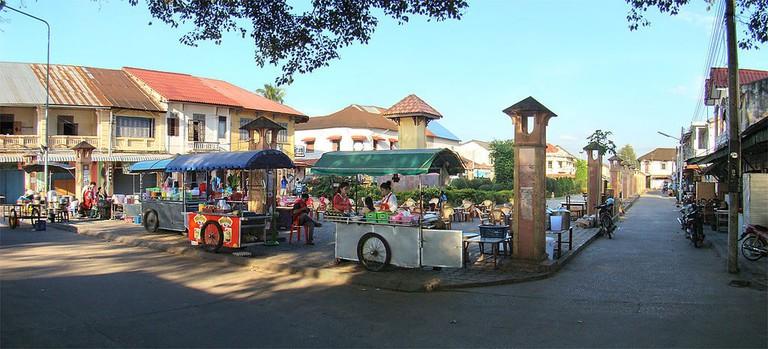 Khammouane, Thakhek | ©tango7174/WikiCommons
