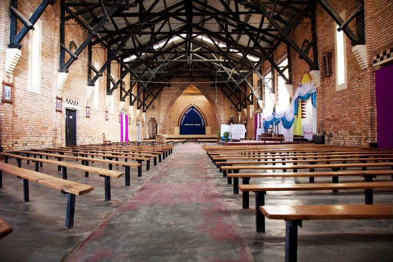 Kibeho Church   © Trocaire / Flickr