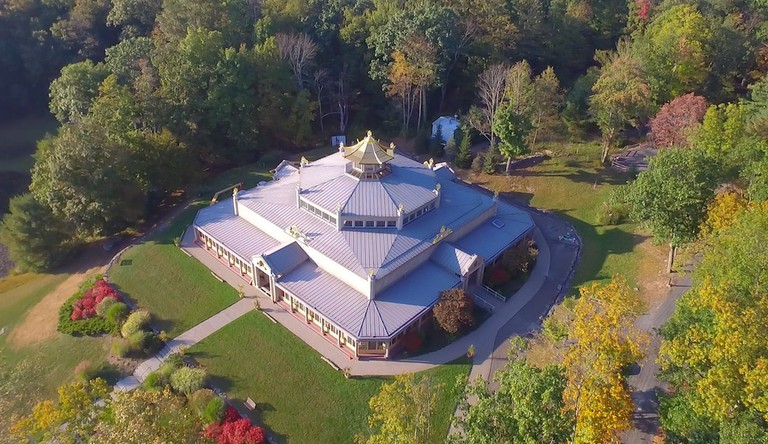KMC-Temple-drone-Autumn