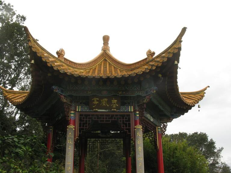 Kunming Garden Pagoda | © Andrew and Annemarie/Flickr