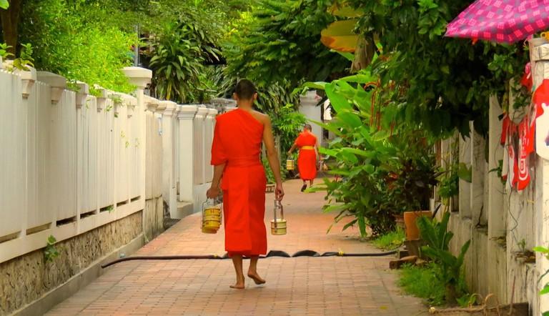 Novices, Luang Prabang | © NipponNewfie/Pixabay