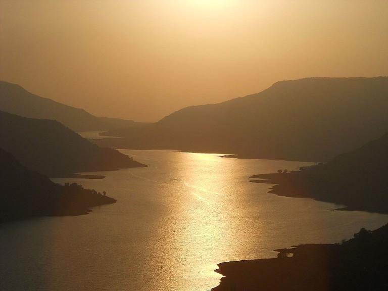 Lavasa, the City of Lakes near Pune